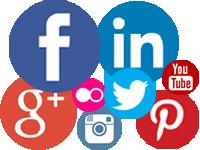 Social Media Marketing, Search Engine Optimization, Search Engine Marketing